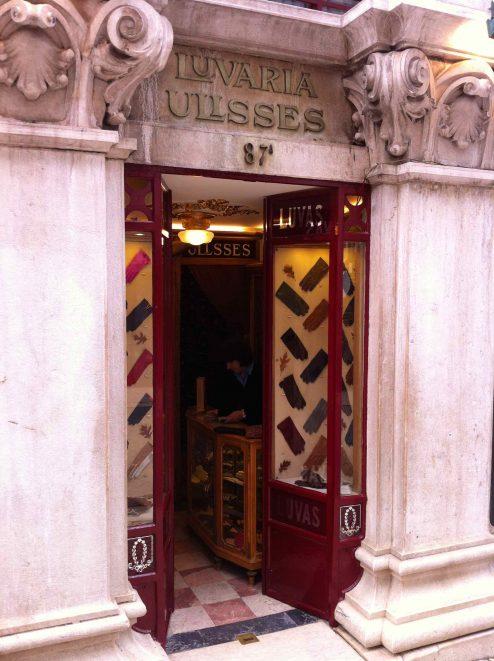 Luvaria Ulisses Lissabon