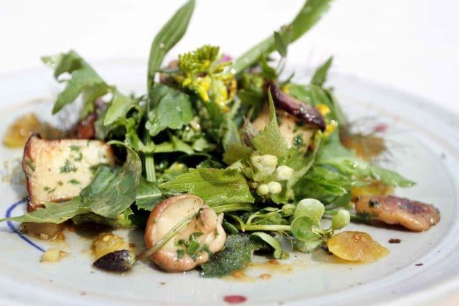 Hofgut Ruppertsberg Salat