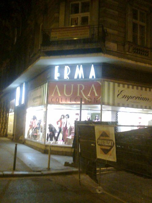 ERMA Budapest