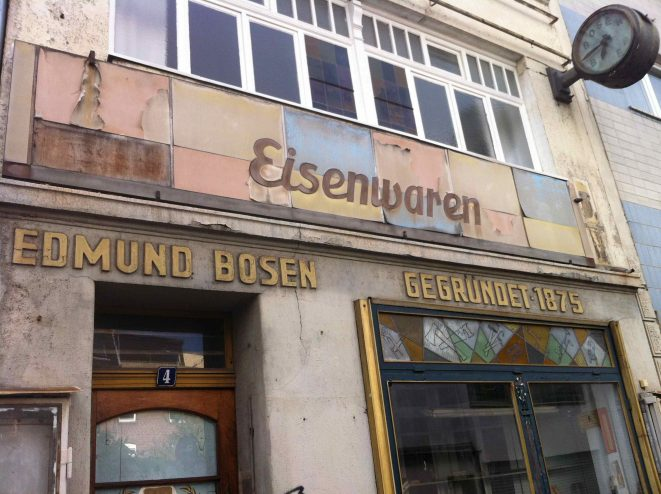 Eisen Bosen Köln