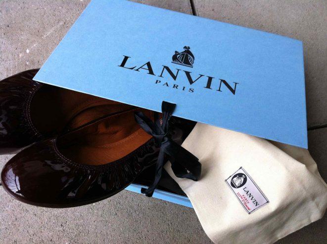 Lanvin Ballerinas