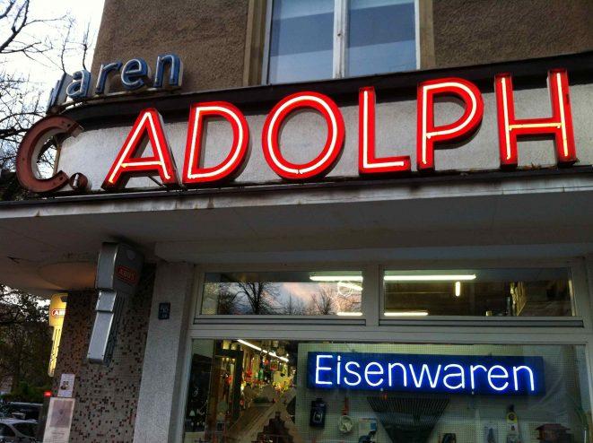 C. Adolph Berlin