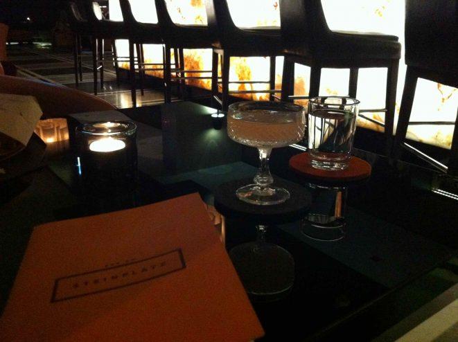 Bar am Steinplatz