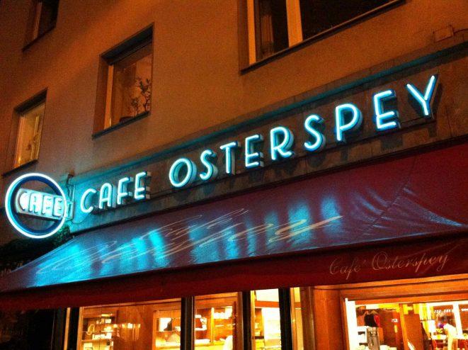 Café Osterspey Köln