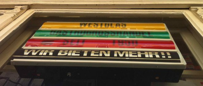 Westglas Berlin
