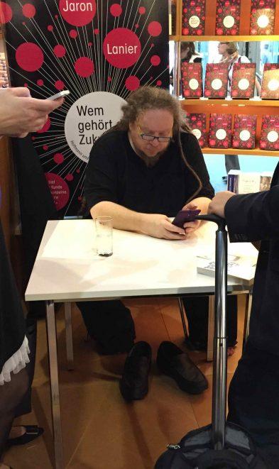 Jaron Lanier Buchmesse