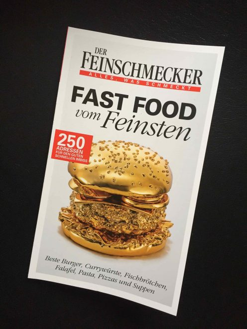 Feinschmecker Fast Food