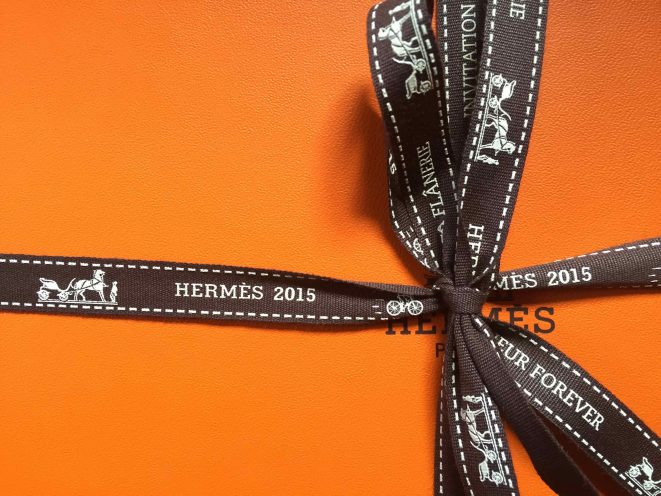 Barthes Hermès Tuch