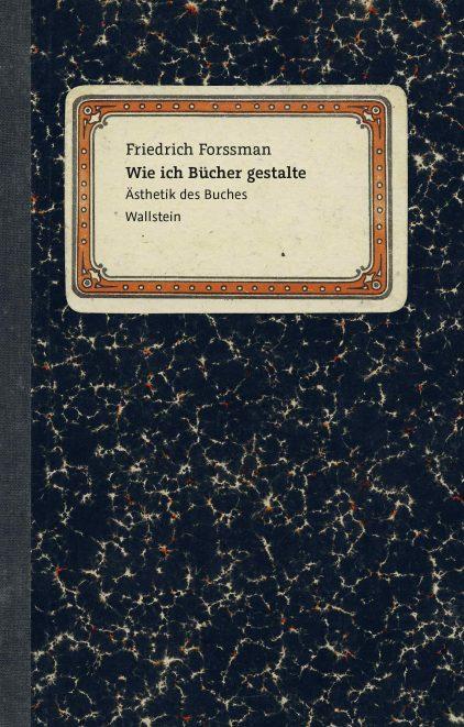 Friedrich Forssman Buchgestaltung