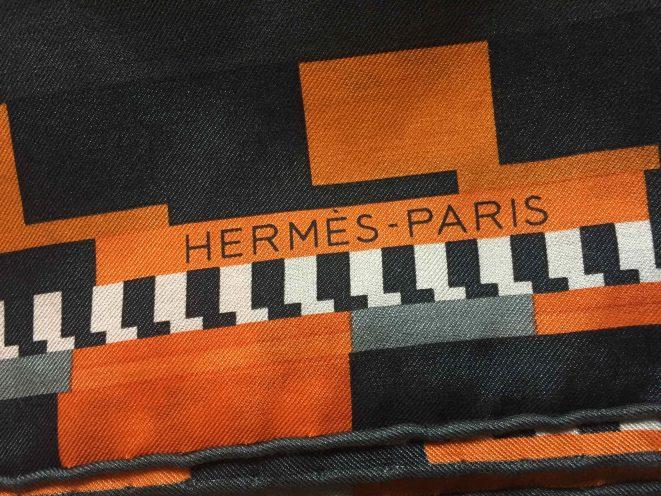 Hermès Paris Tuch Carré