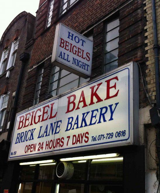 Brick Lane Beigel