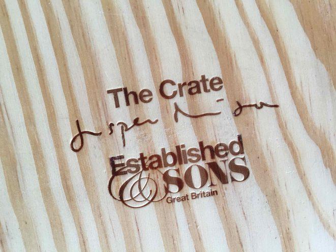 Jasper Morrison Crate