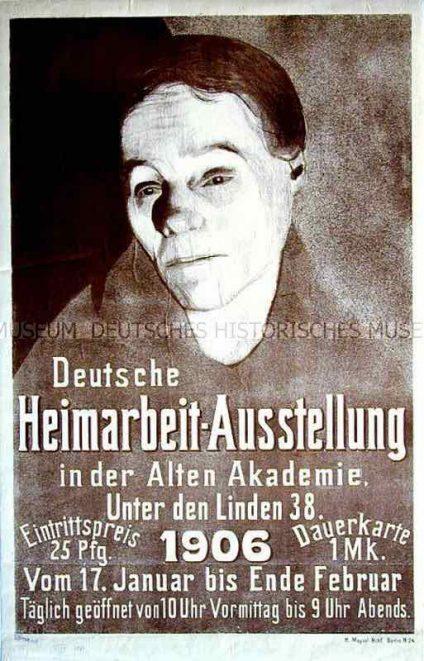 Deutsche Heimarbeits-Ausstellung Berlin 1906