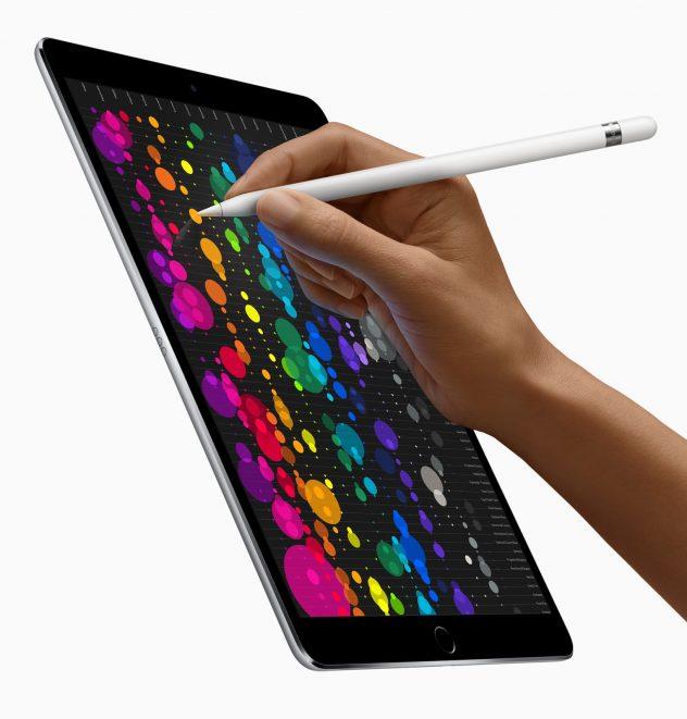 iPad Pro Arbeitsgerät