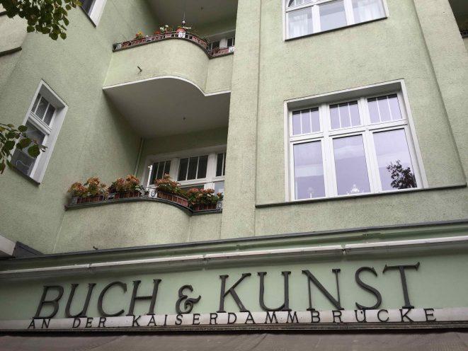 Buch & Kunst Kaiserdamm Berlin