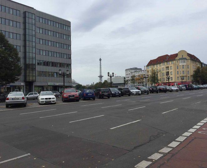 Kaiserdamm Berlin