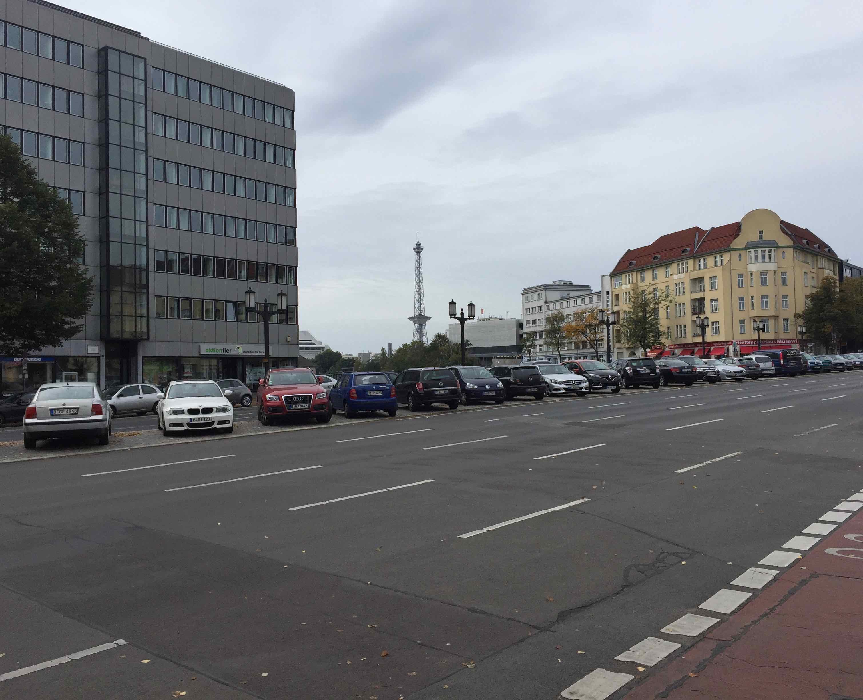 Der Kaiserdamm In Berlin Eine Andere Konsumkultur Inventur