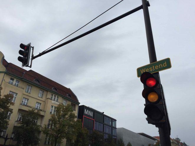 Kaiserdamm Berlin Westend