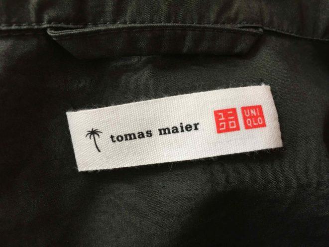 Tomas Maier für Uniqlo