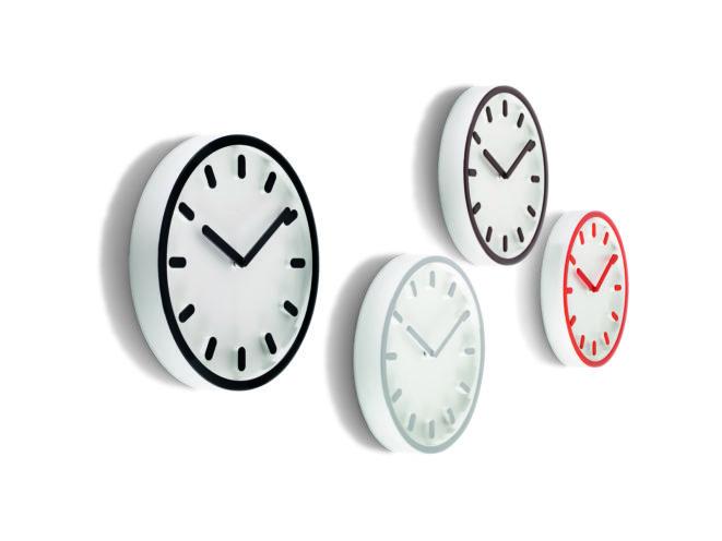 Naoto Fukasawa Tempo Clock