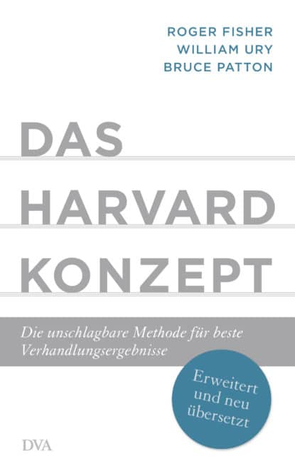 Ratgeber Harvard Konzept