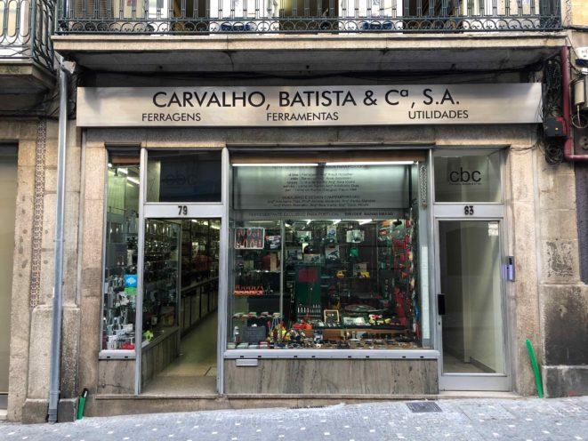Carvalho Batista Porto