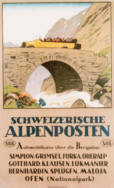 Schweizerische Alpemposten
