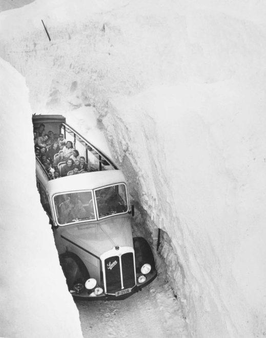Postauto Alpen