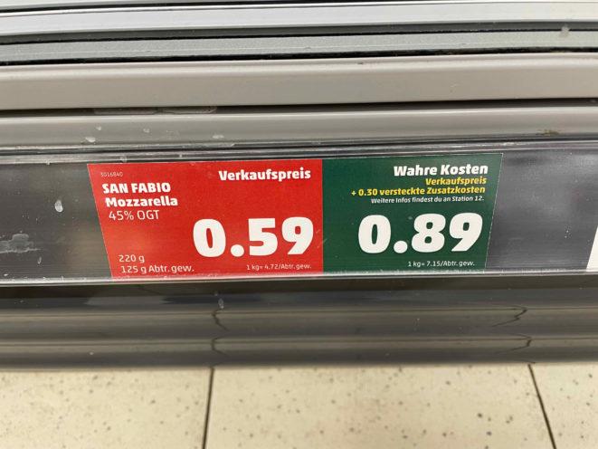Wahre Preise